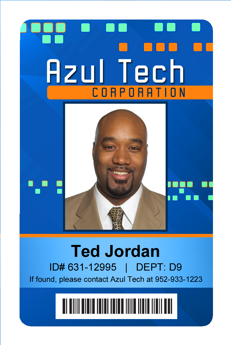 CD800 Azul Tech Corp Card Sample 756X1131