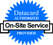 Datacard On Site Service