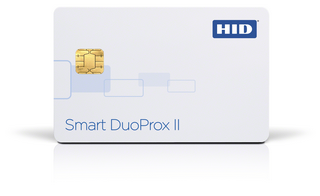hid smart duoprox ii card